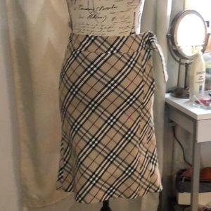 Burberry London Blue Label Skirt